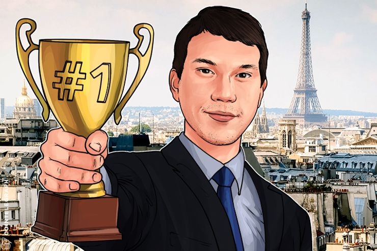 (Cointelegraph) Bitcoin Bitwage Wins Tech Competition Organized By The French Government