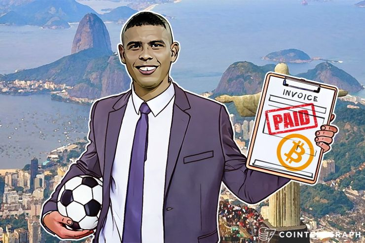 (Cointelegraph) Bitcoin Payroll Bitwage Offers Direct Invoicing In Brazil