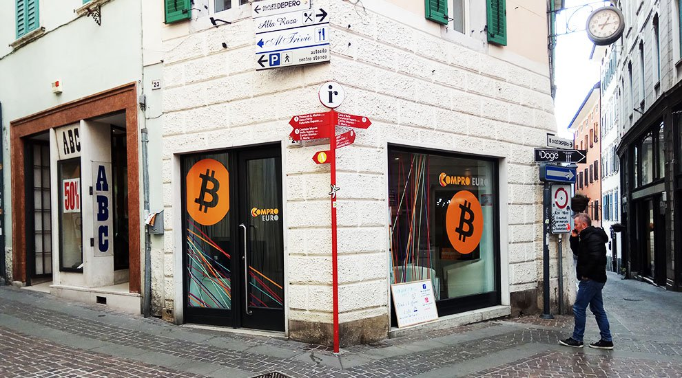 "(Bitcoin Magazine) ""Real Users"": In This Italian Mountain Town, Everyone Knows About Bitcoin"
