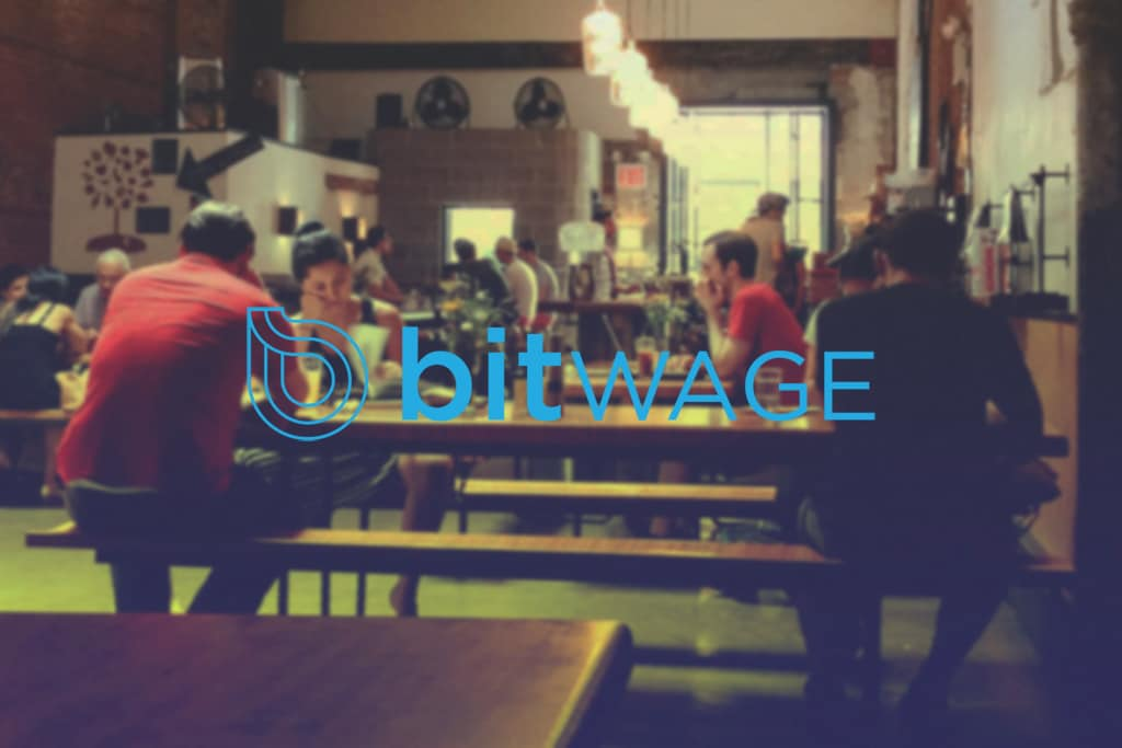 (Coinspeaker) Bitwage Partners with Payroll Company Enabling More Firms Pay Salaries in Crypto